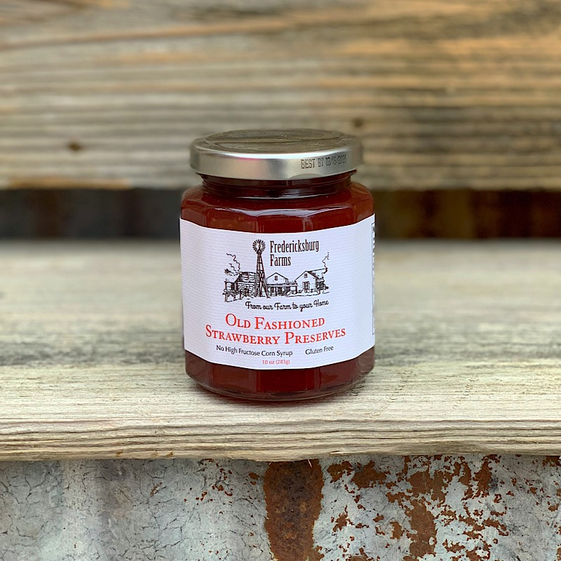 Old Fashioned Strawberry Preserves,D0237E