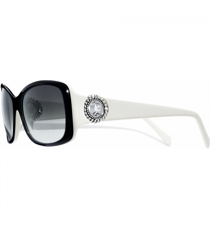 Black & White Twinkle Sunglasses,A11671