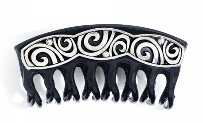 London Groove Hair Clip,J81833