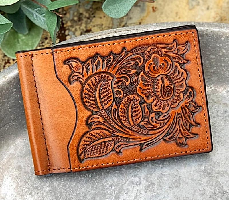 Hank Money Clip Wallet,N5438808