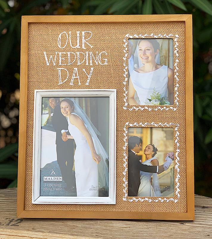 Our Wedding Collage Frame,3232-30