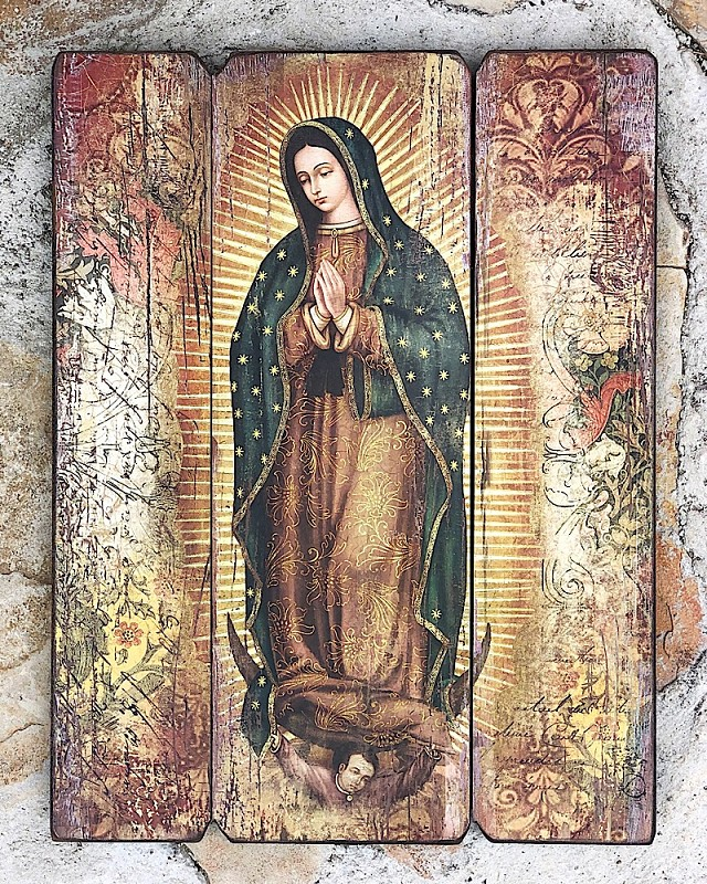 """Our Lady Panel 17"""",66421"""