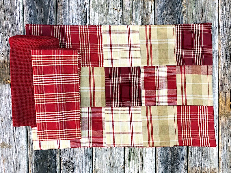 Barnside Kitchen Linens,399-02NAPKIN