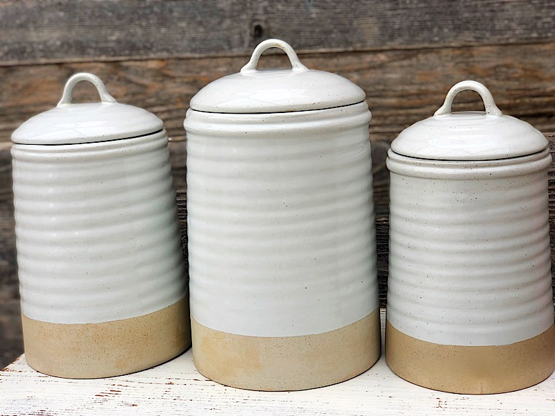 Artisan 3pc Canister Set,23788