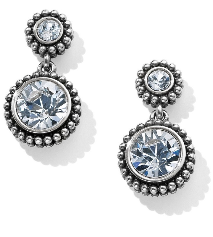 Twinkle Duo Post Drop Earring,JA4301