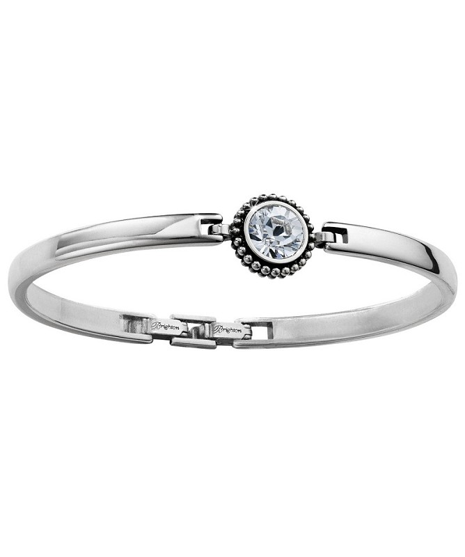 Twinkle Hinged Bar Bangle,JF5601
