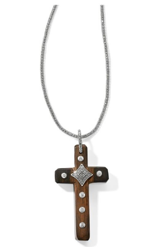 Byzantine Cross Necklace,JL9200