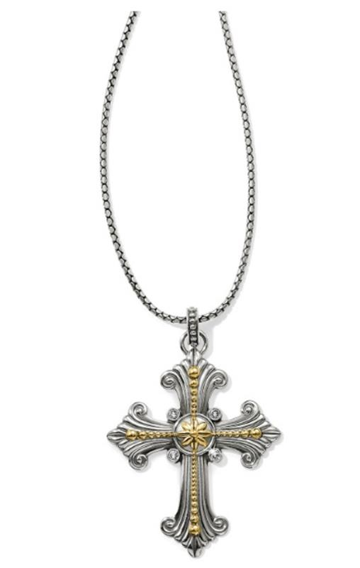 Roman Cross Necklace,JL9062
