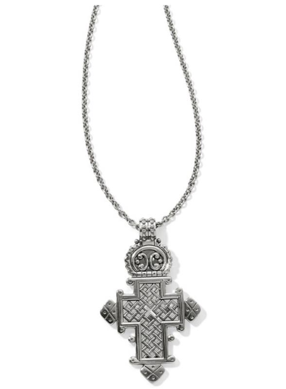 Ethiopian Cross Necklace,JL9070