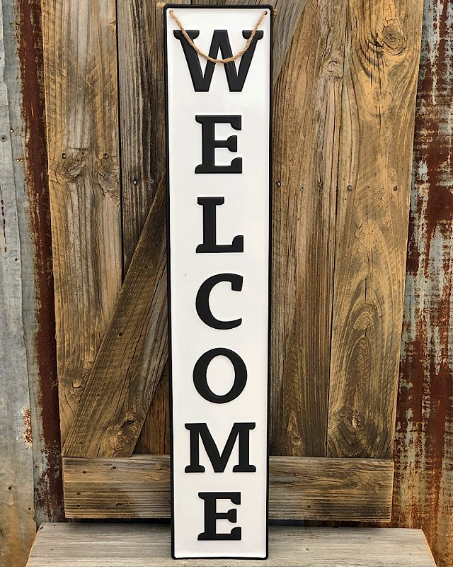 Welcome Hang Sign,FC1001