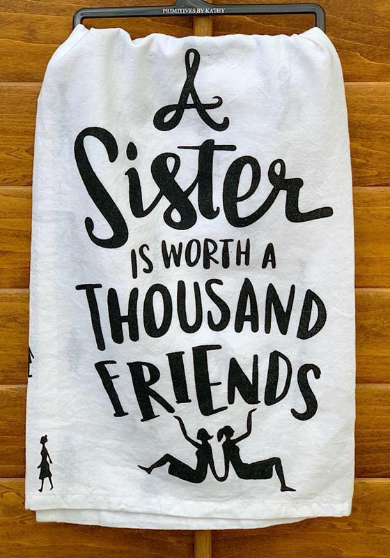 A Sister Is Worth Towel,33840