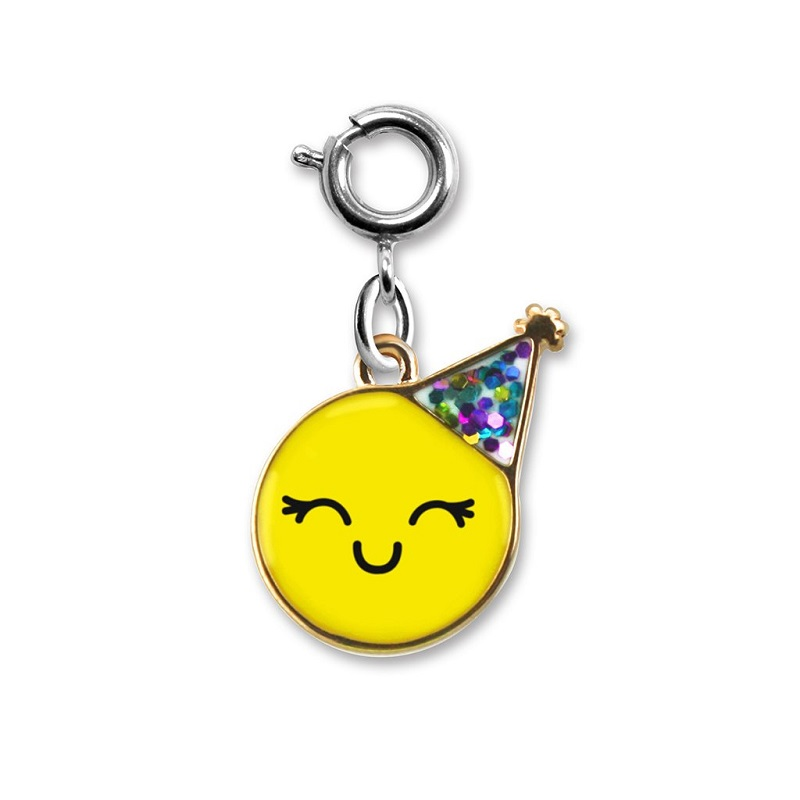 Birthday Emoji Charm,BIRTHDAYEMOJI