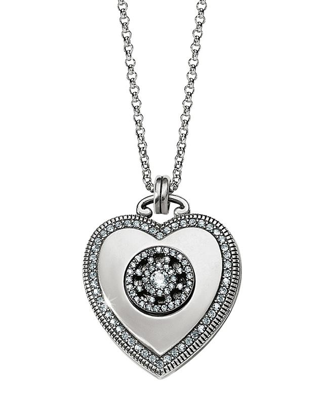 Illumina Single Heart Locket,JL9231