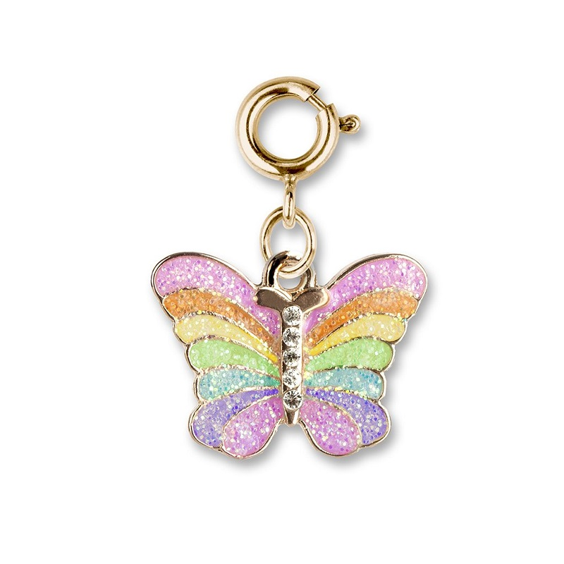 Gold Butterfly Charm,BUTTERFLYCH