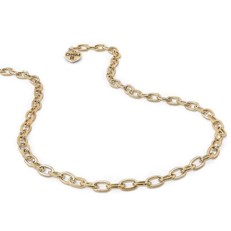 Gold Chain Necklace,CIN100-GOLD