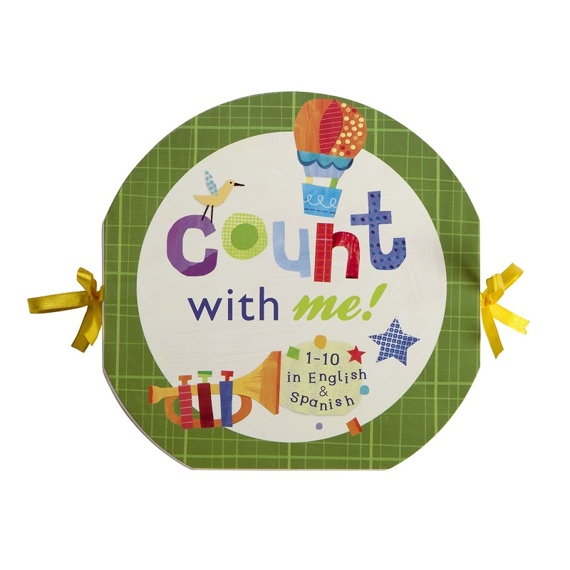 Count With Me Accordian Book,BBAB-14543