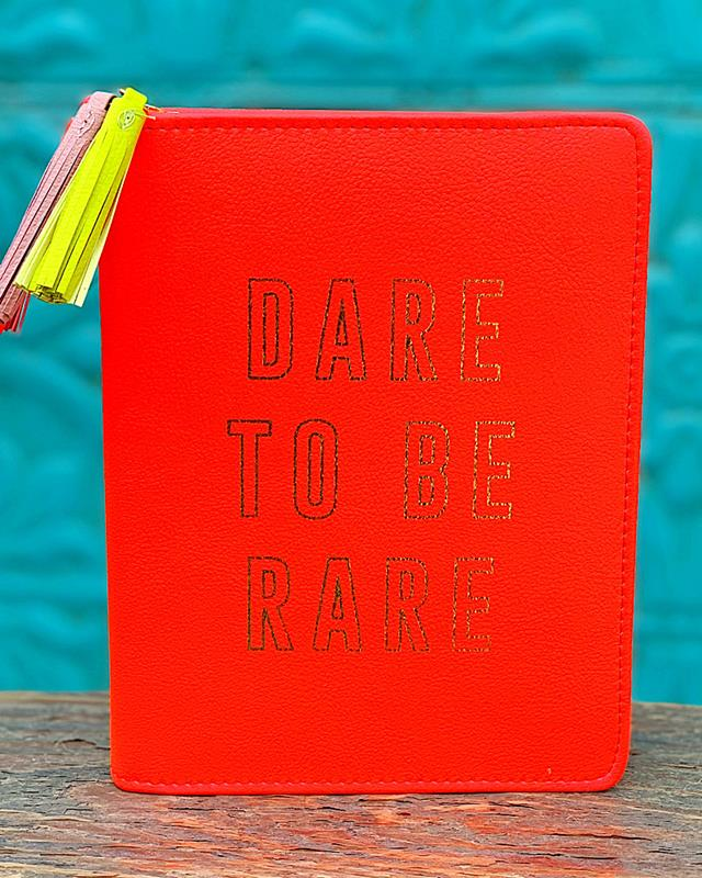 Dare To Be Rare Notebook,J42-20867