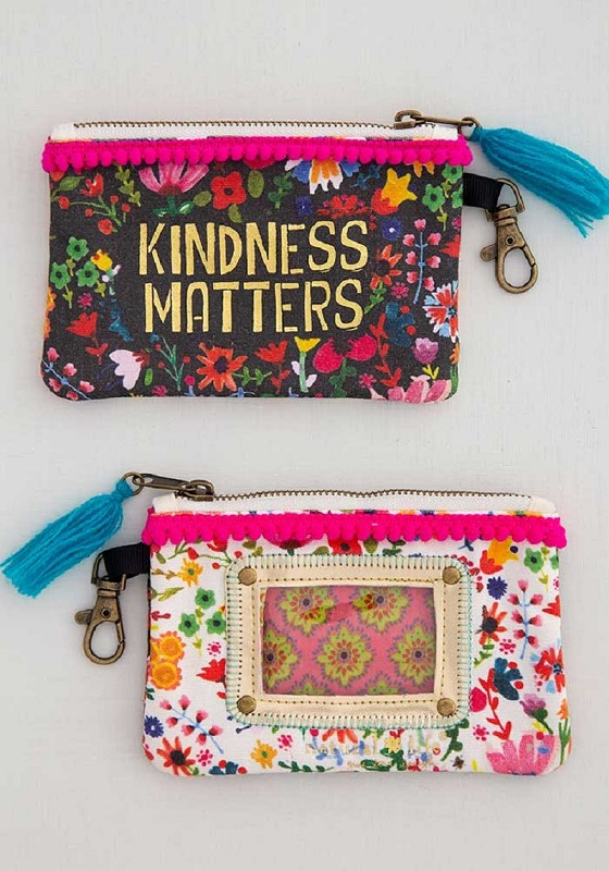 Kindness ID Pouch,CPRS147