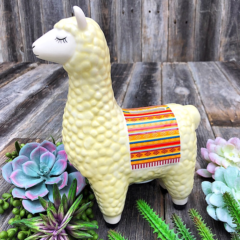 Llama Money Bank,XDC198