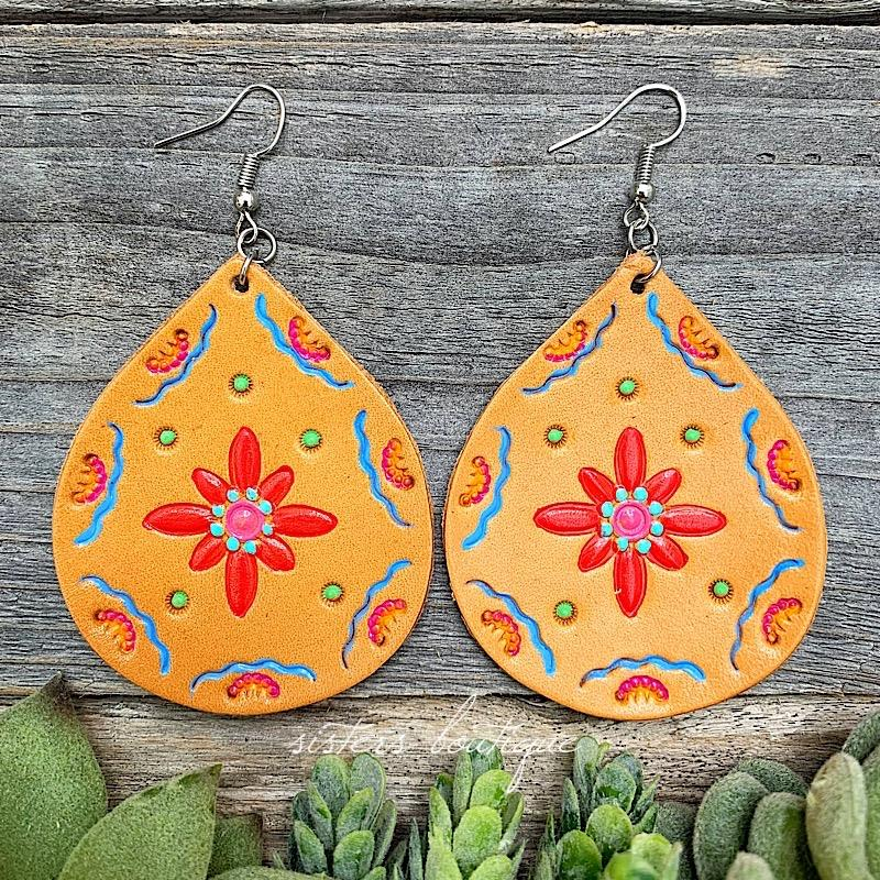 Fiesta Earrings,ER-16