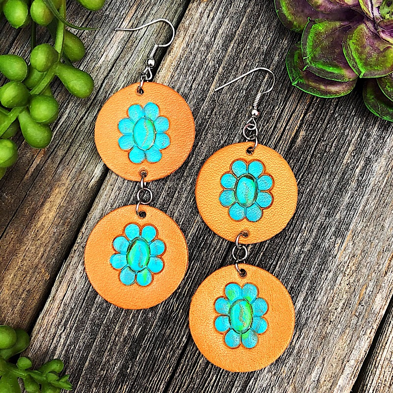Blossom Earrings,ER-46