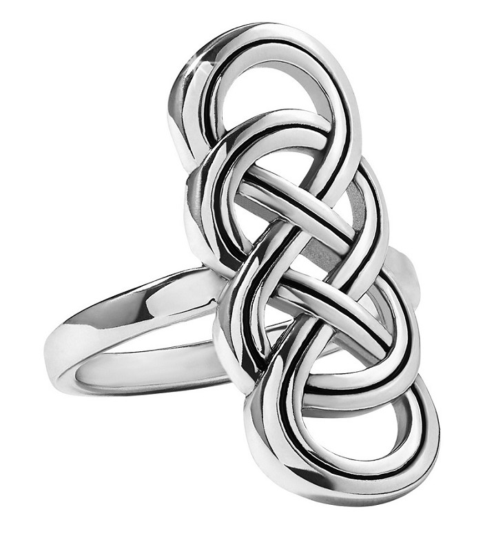 Interlok Braid Ring,J62730-6