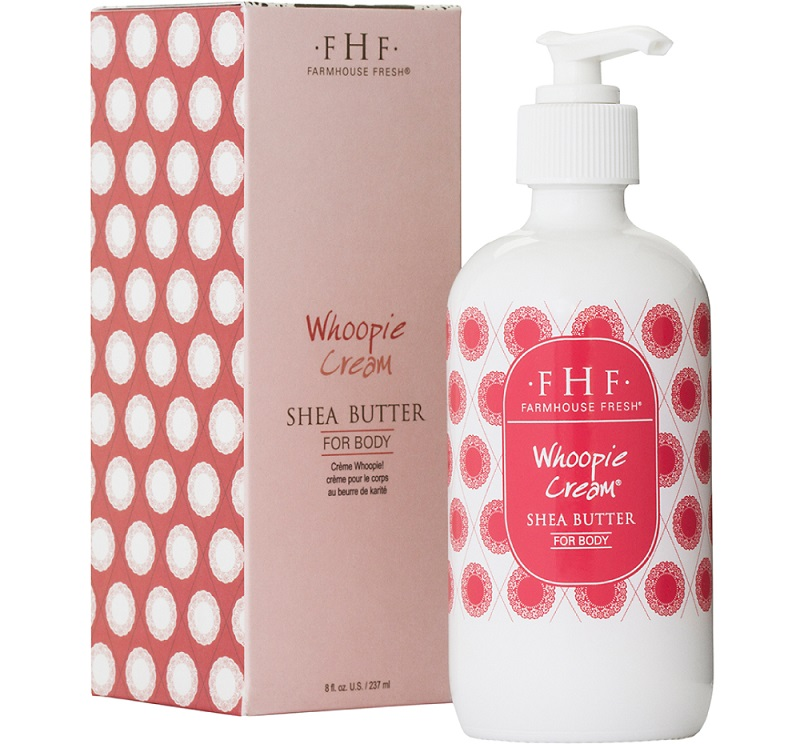 Whoopie Cream Shea Butter Lotion,0157RT