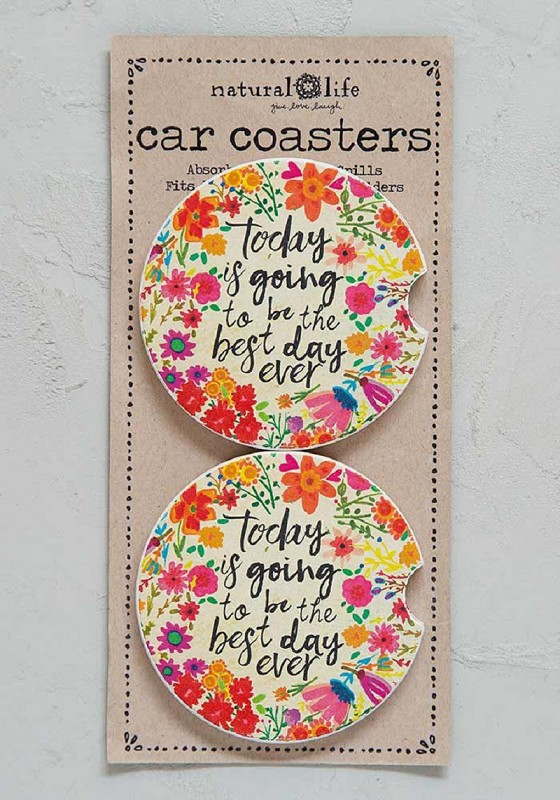Best Day Ever Coaster Set,CST084