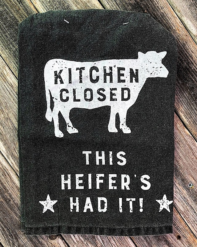 Kitchen Closed Towel,39403