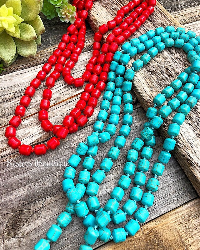 Ruthie Layering Necklace,RUTHIE-NECK-RED