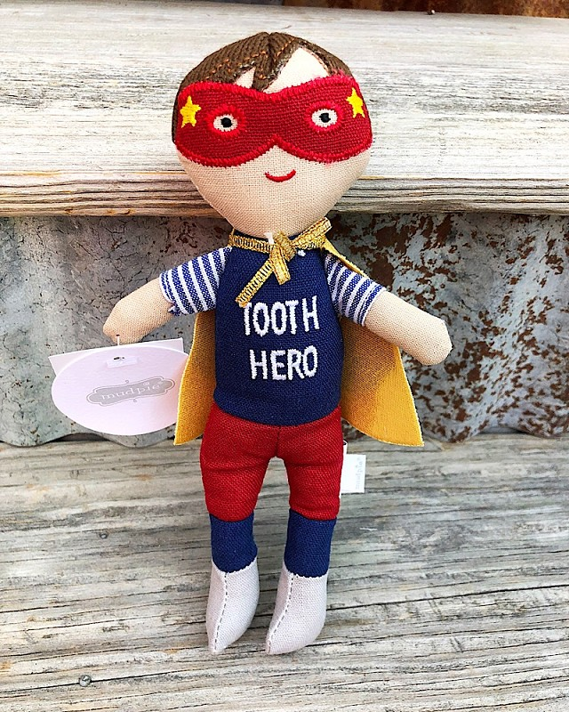 Tooth Hero Doll,12110064
