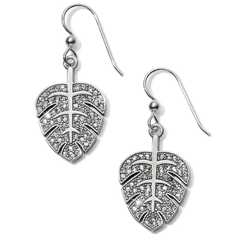 Africa Stories Safari Palm Earring,JA5741