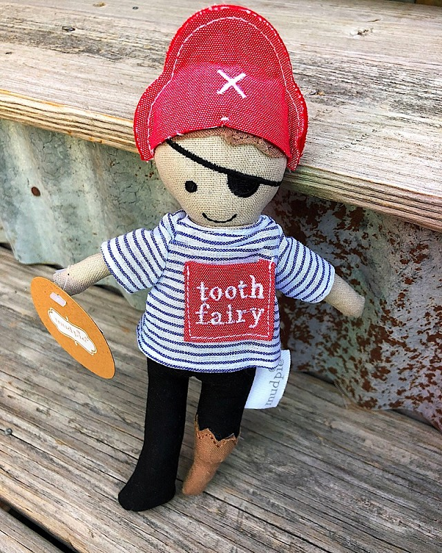 Tooth Pirate Doll,2112344