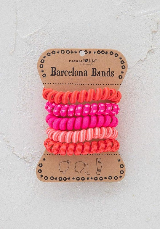 Barcelona Pink Paracord Bands,hdbn407
