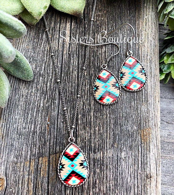 Tracy Necklace Set,TRACY-NSET