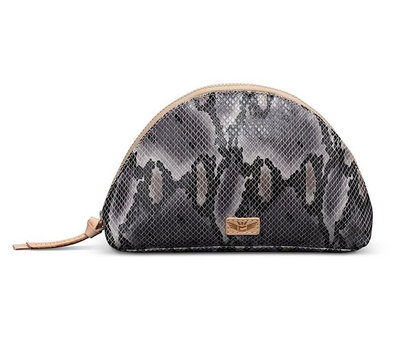 Flynn Gray Snake Large Dome,7576