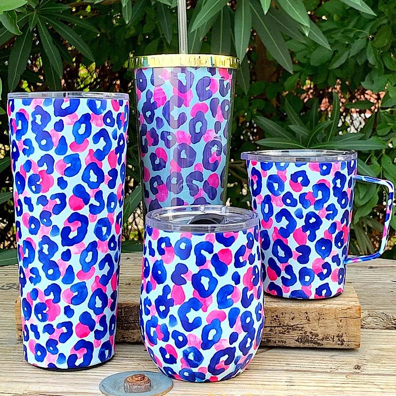 Spot On Drinkware Collection,SPOTON-HANDLETUMBLER