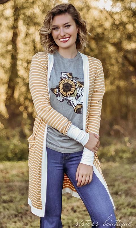 Gameday Gold Cardi,90710-GOLD-M