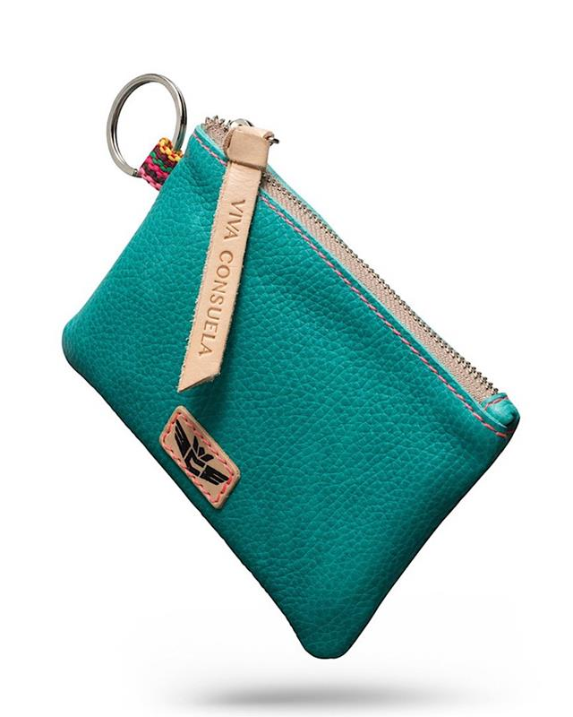Guadalupe Teeny Pouch,8604