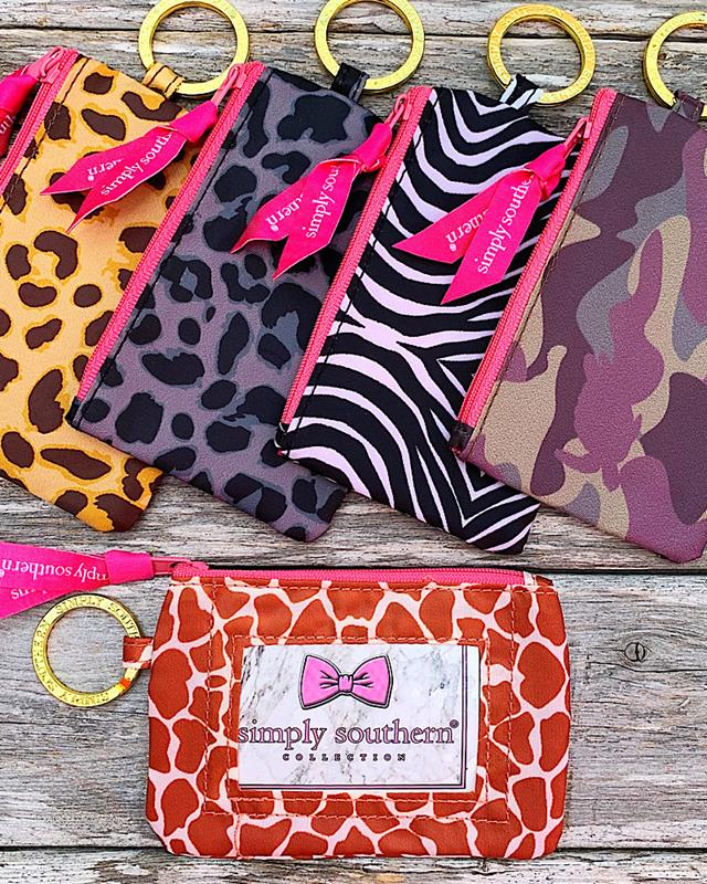 Animal Prints ID Wallet,ANIMALID-GIRAFFE