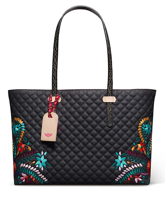 Venice East West Tote,5787