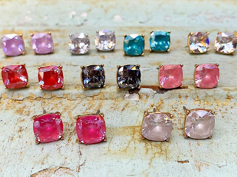 Candy Studs,CANDYSTUD-LTPINK