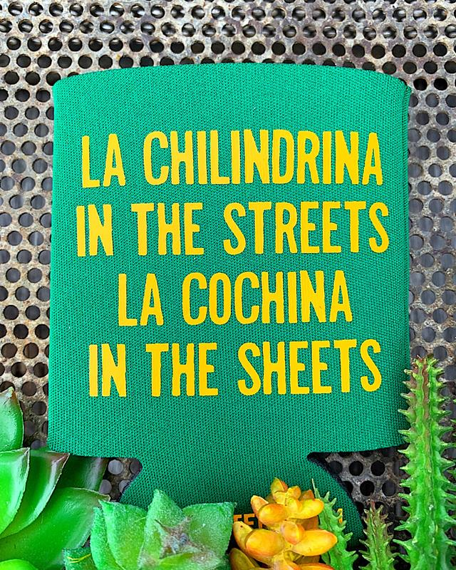 Chilindrina Can Cooler,CANCOOLER-CHILINDRIN