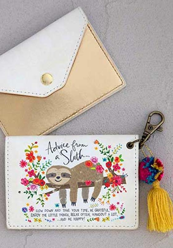 Sloth Card Holder,CPRS150