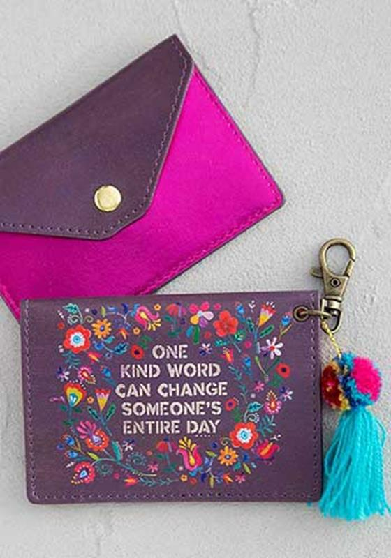 One Kind Word Card Holder,CPRS153