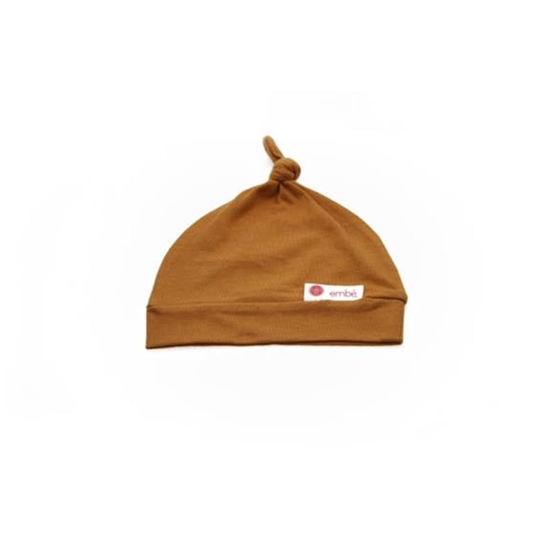 Top Knot Mustard Hat,TOPKNOTHAT-MUSTARD
