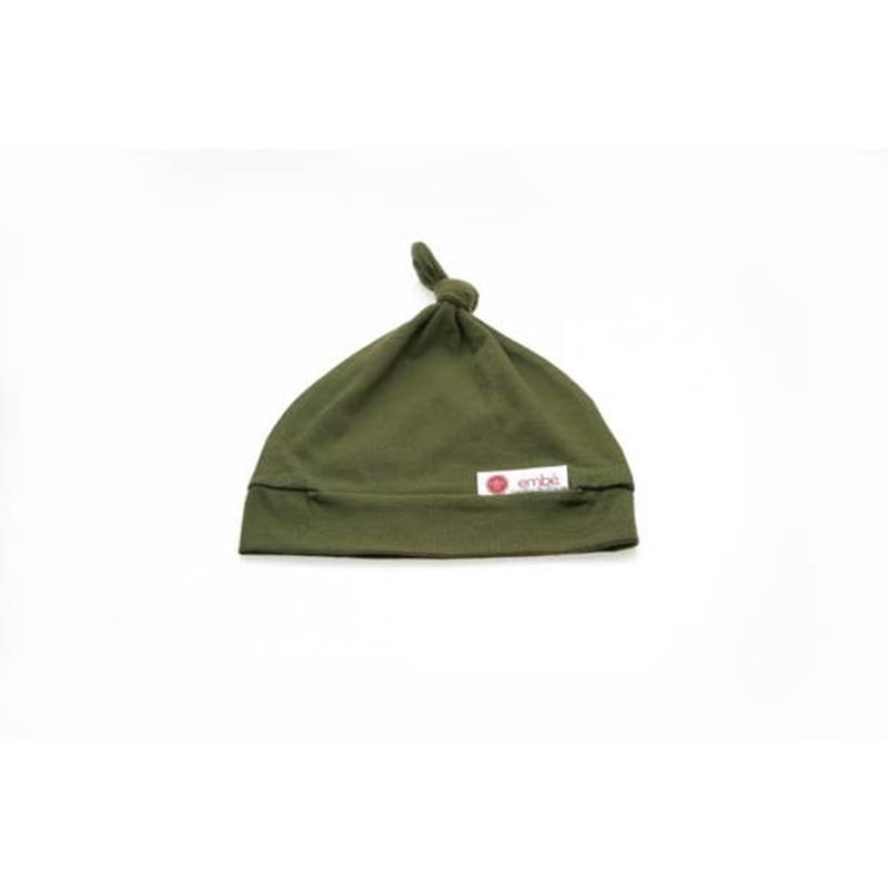 Top Knot Olive Hat,TOPKNOTHAT-OLIVE