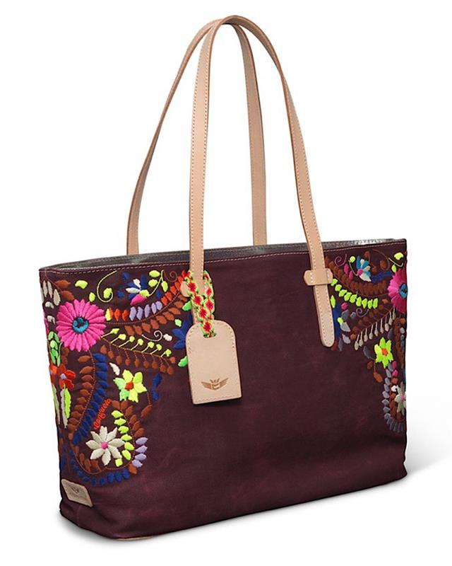 Sonoma East West Tote,5785