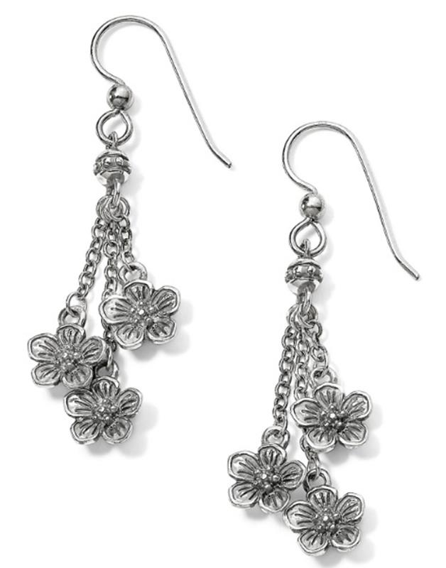 Sakura French Wire Earrings,JA5000