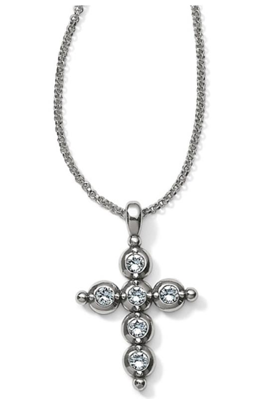Light Of Life Cross Necklace,JM0491